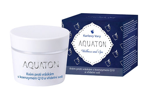 Крем с коэнзимом Q10 Aquaton