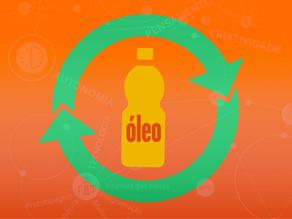 Óleo de Cozinha pode ser reciclado?