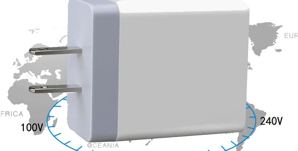 High Power 3.1 Amp USB power supply