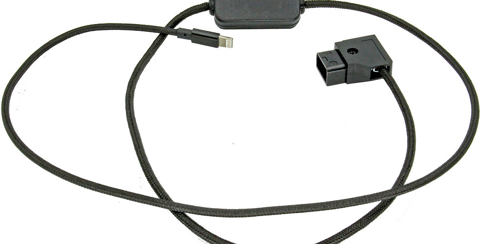 "D-TAP TO iPHONE/iPAD 30"" ADAPTOR CABLE"