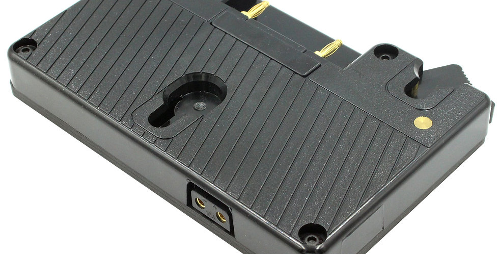 "ANTON BAUER BATTERY PLATE with 1/4""-20 MOUNTING OPTION"