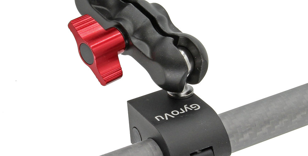Heavy Duty 15mm Quick Release with 360 Degree Swivel Mini Mount