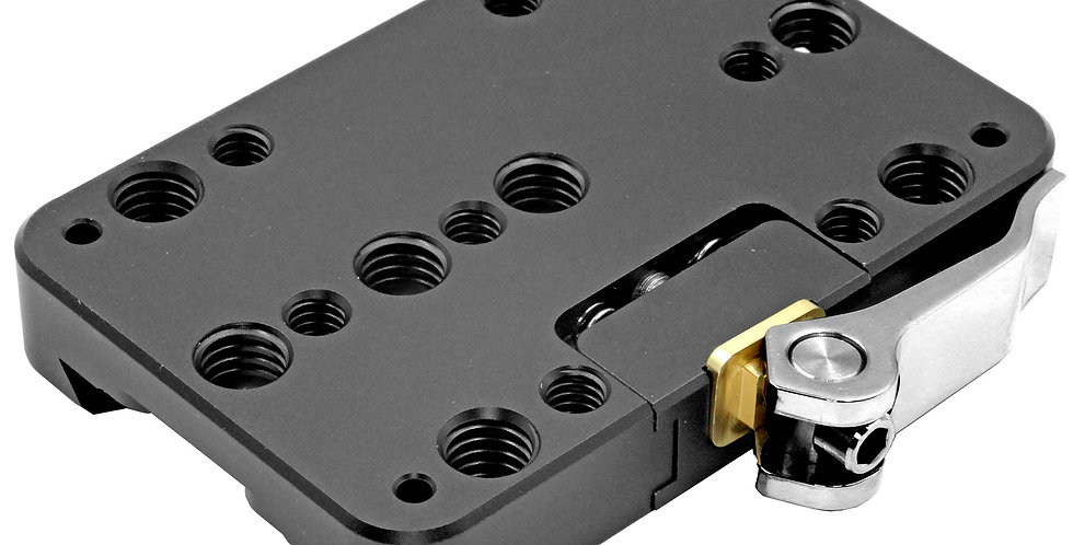 MOUNTING PLATE W/ LEVER FOR DJI RONIN/RONIN-M/MX