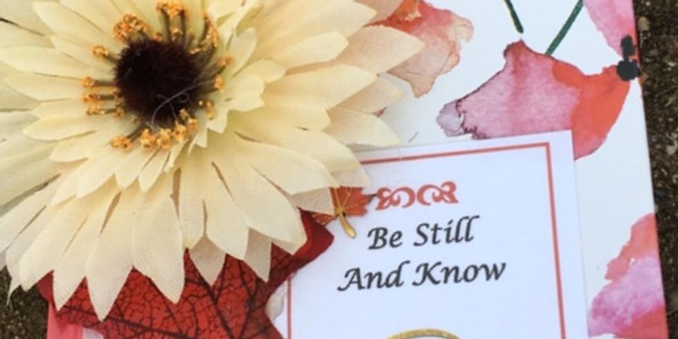 Be Still & Know Women's Silent Retreat (1)