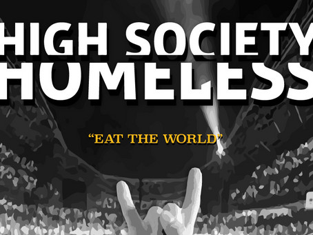 """""""Eat The World"""" Available to pre-order now!"""