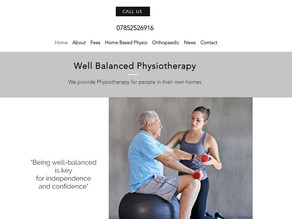 Phoenix Welcomes The Well Balanced Centre as a new client.