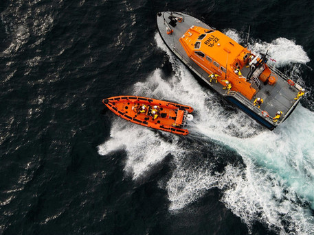 Marine security specialists, Access 28 are helping to ensure RNLI lifeboats continue to protect.