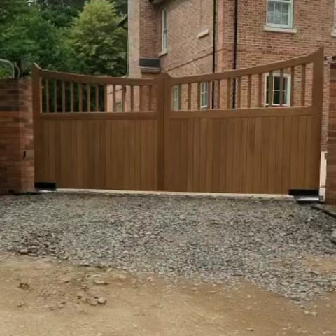 To make your home safer and more secure, consider installing automatic gates