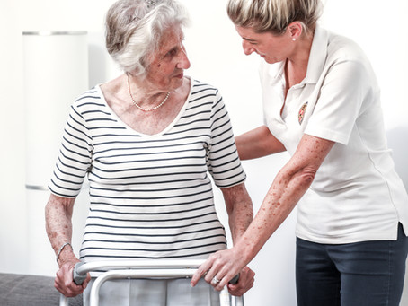 Benefits of Physiotherapy for older people.