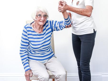 Falls prevention for older people