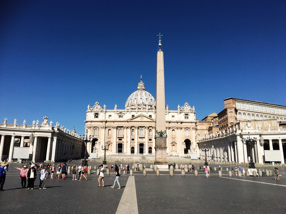 Surviving the Vatican