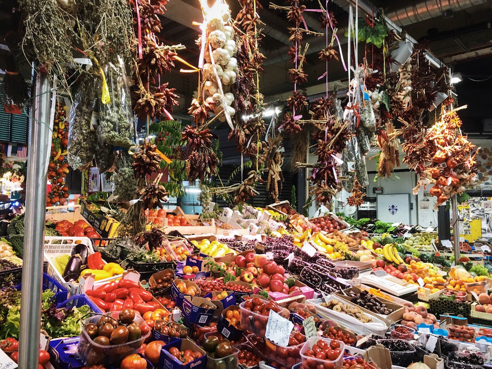 A Feast for the Senses - Exploring the Central Market, Florence