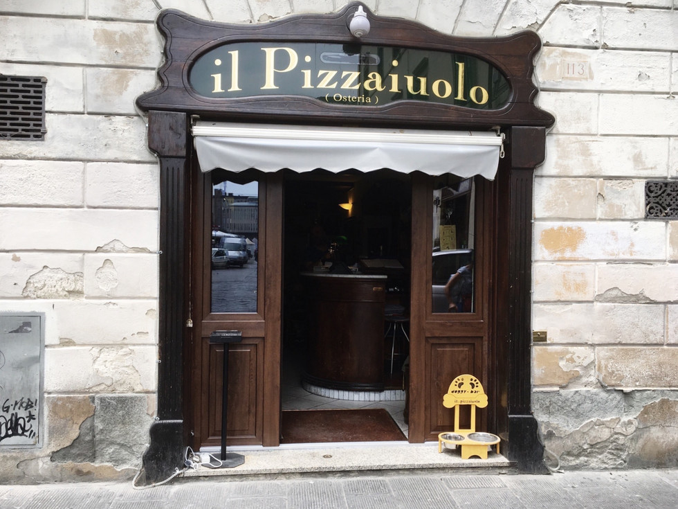 The Best of the Best - Pizza at Il Pizzaiuolo, Florence