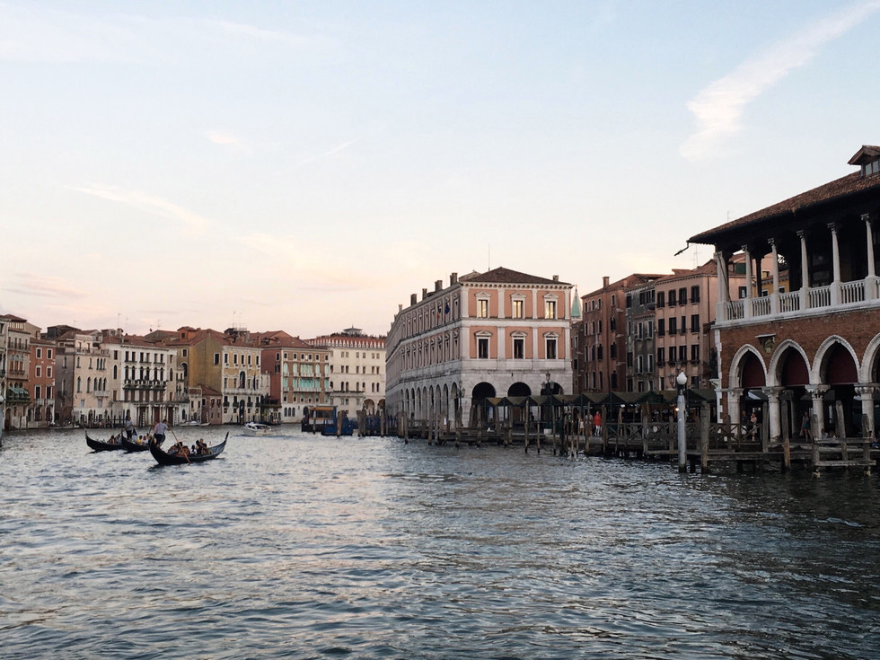 Italy's Disneyland - Exploring the Beauties of Venice