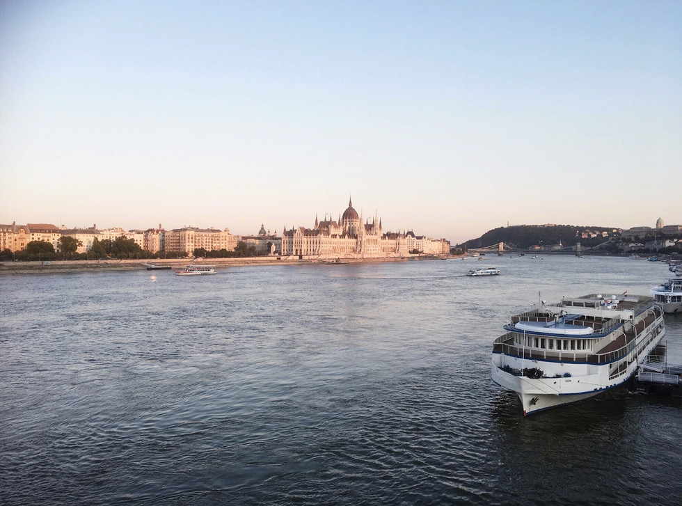 Budapest, Hungary - A Tale of One, Two, Three Cities
