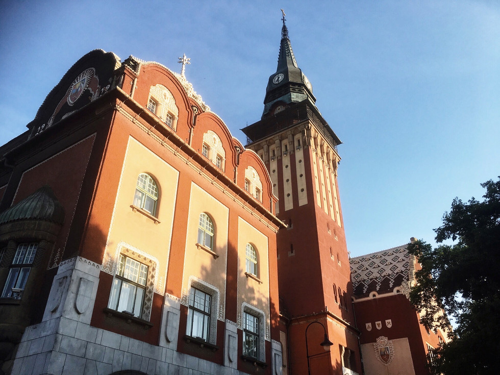 Going Off the Beaten Track - Subotica, Serbia