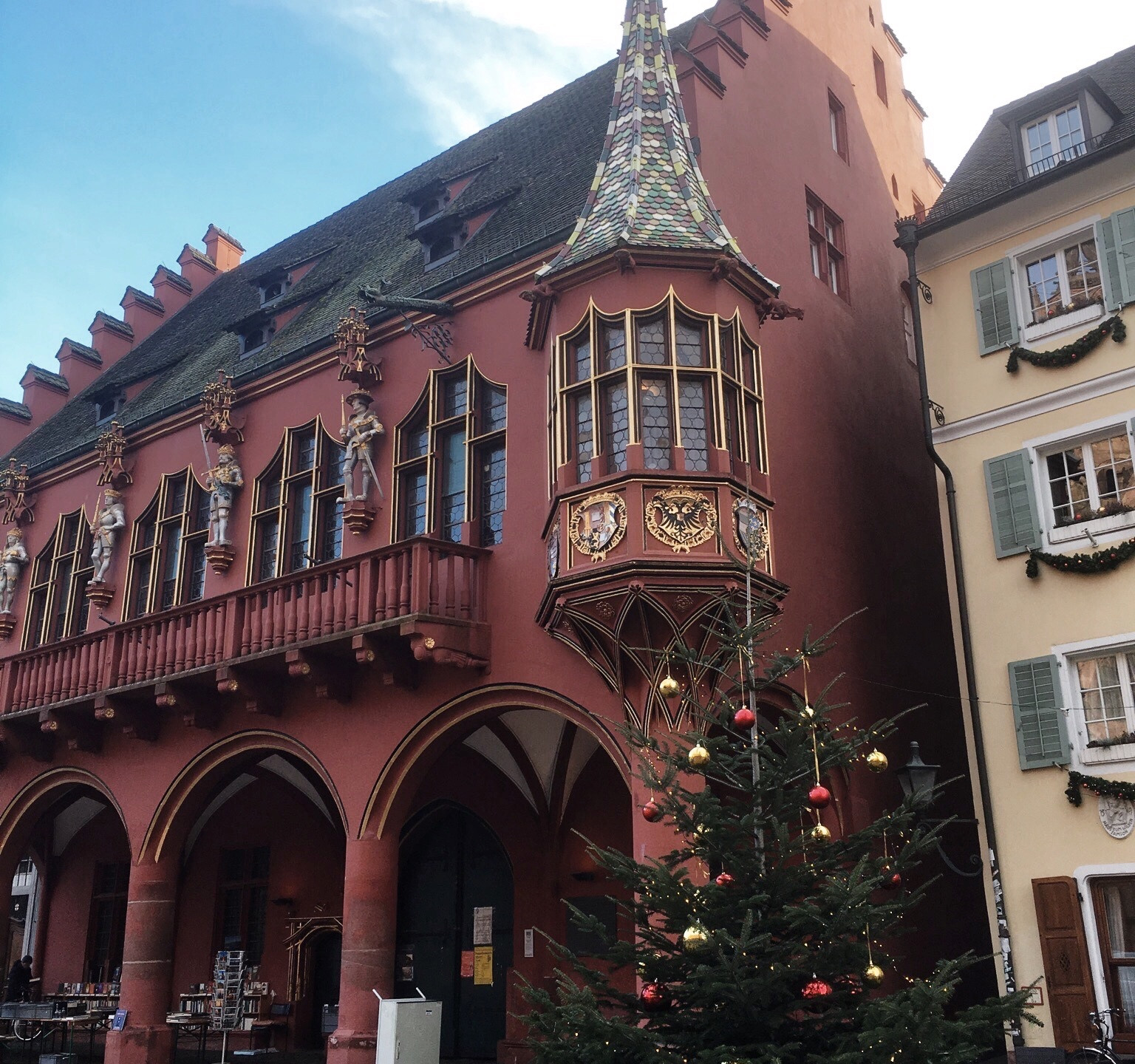 Freiburg Merchants' Hall