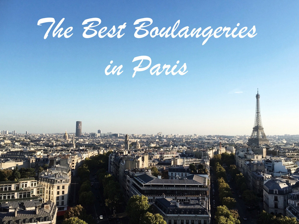 The Best Boulangeries in Paris