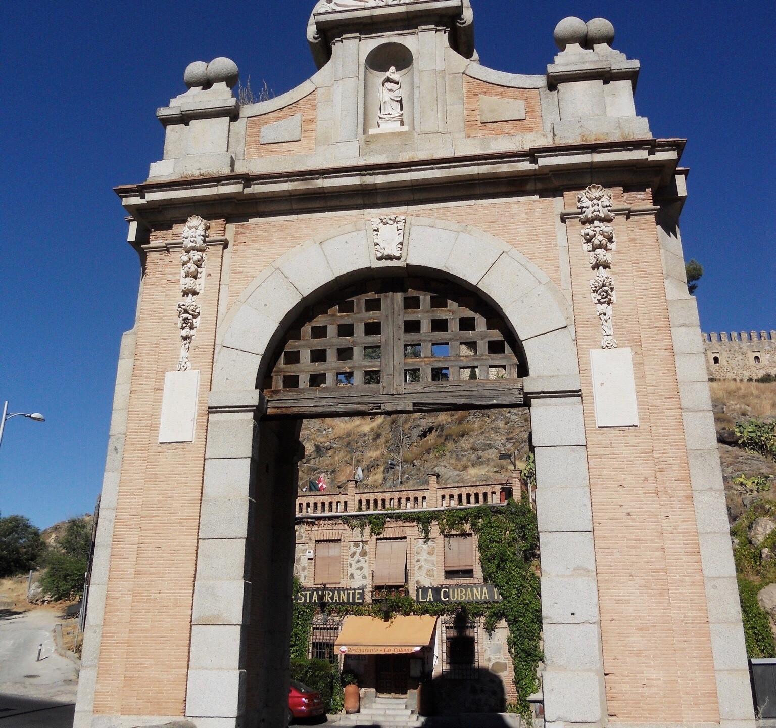 Puente de Alcántara, Toledo