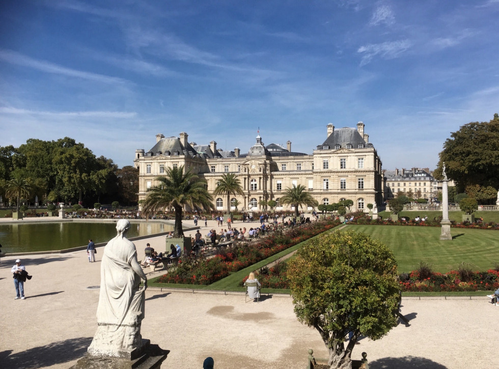Fit For a King: Paris's Most Luxurious Gardens