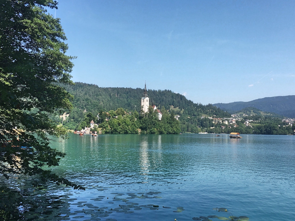 24 Hours in Bled, Slovenia
