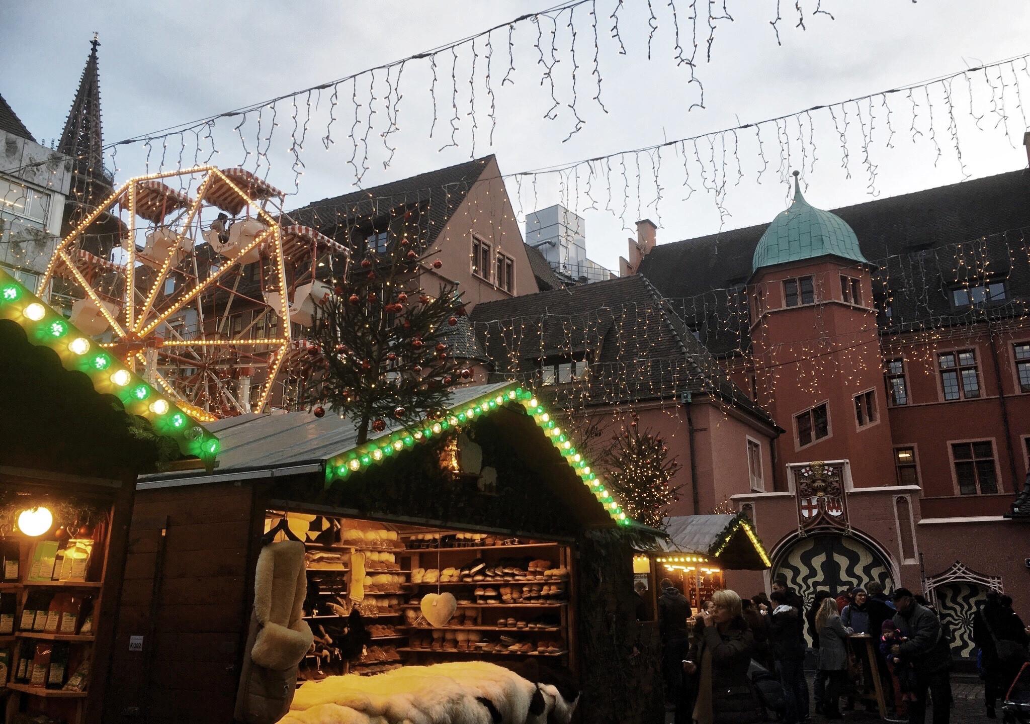 Freiburg Christmas Market