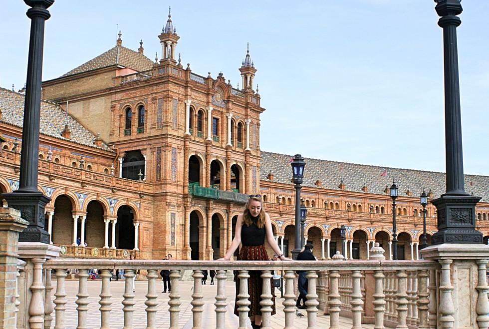 Savvy in Sevilla