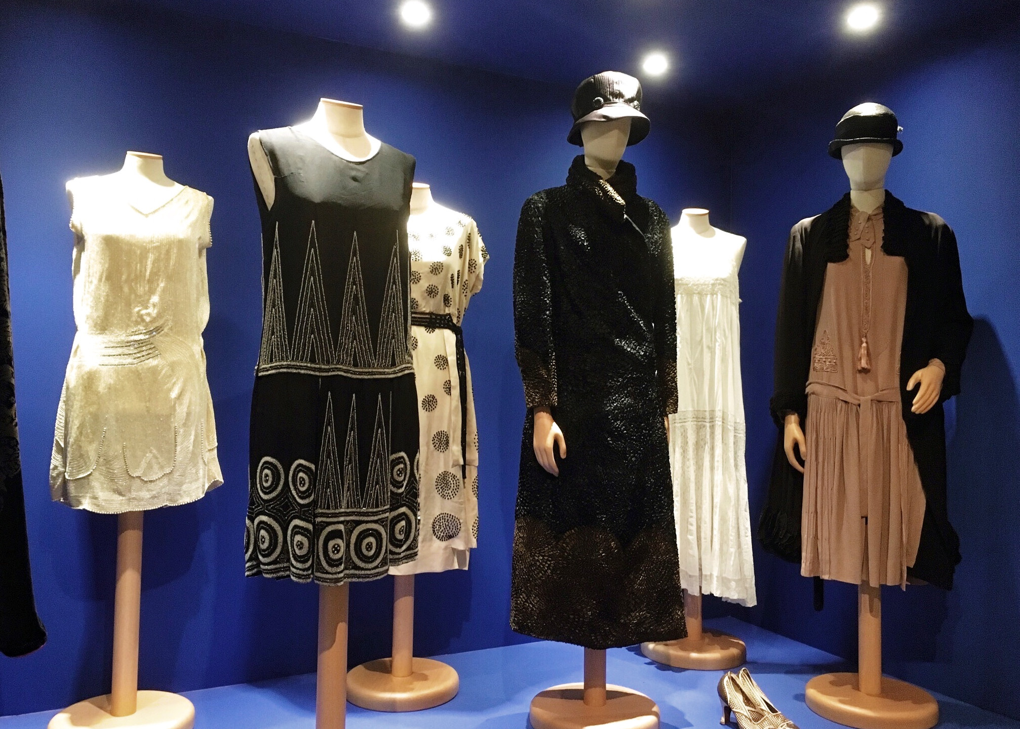 Clothes from the 1920s