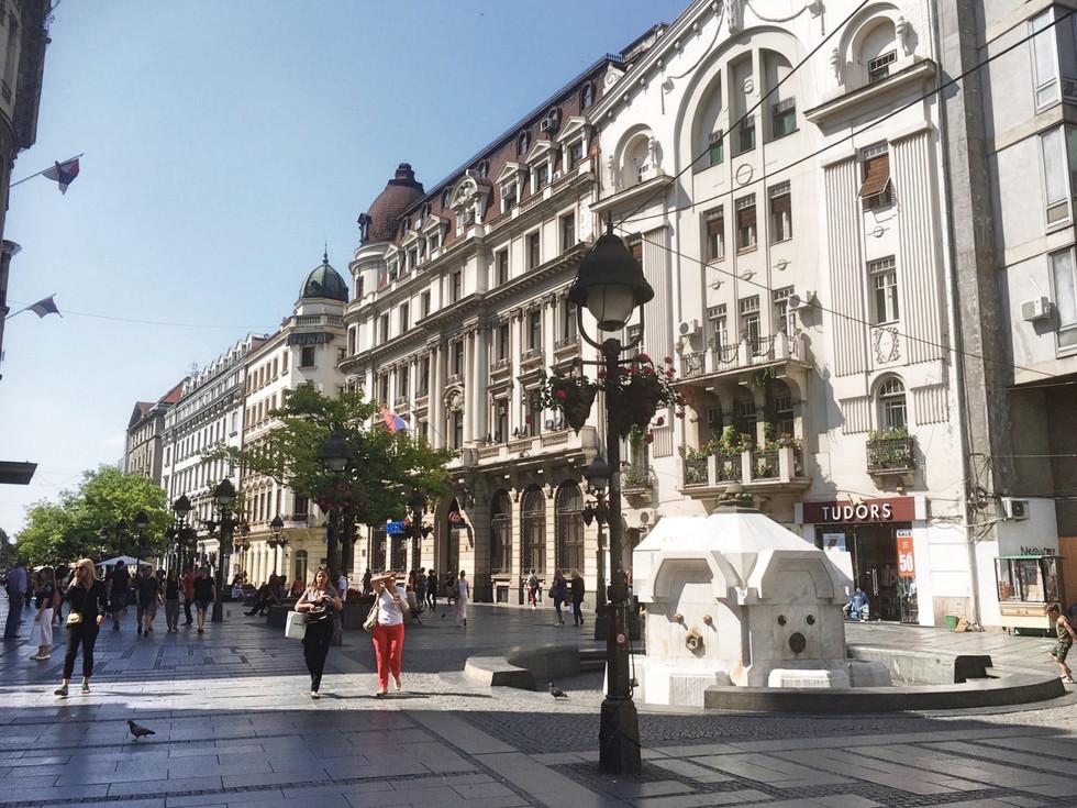 The Beauties of Belgrade