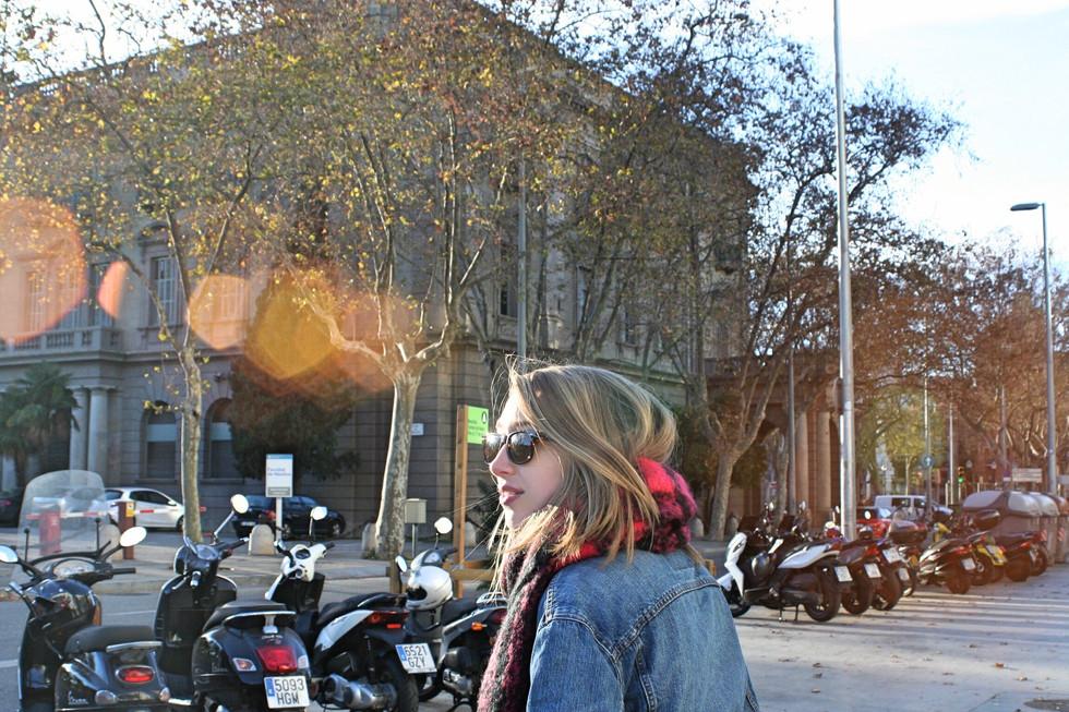 Barcelona! Spain
