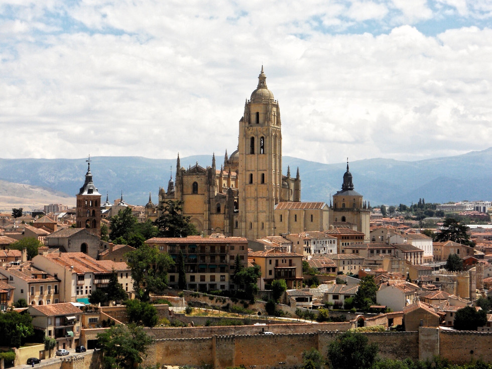 Three of Spain's Most Scenic (And Instagramable) Castilian Towns: Part One