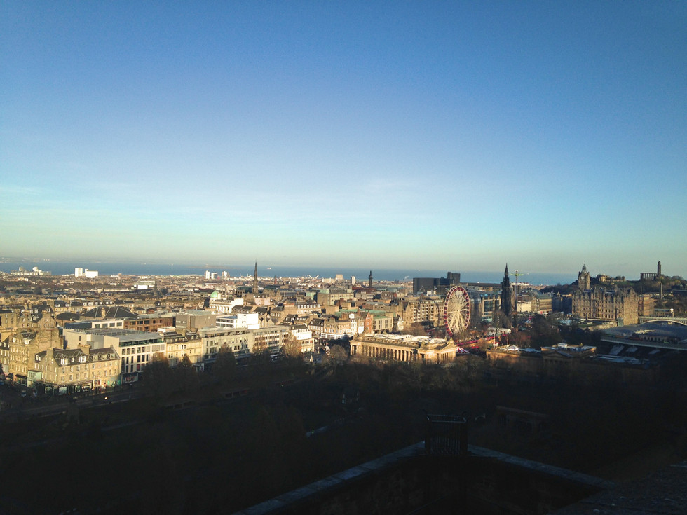 Why Edinburgh is Everyone's Favourite Scottish City