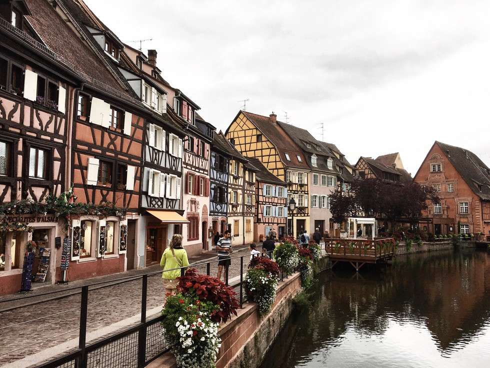 What Dreams Are Made Of - Discovering Colmar, France