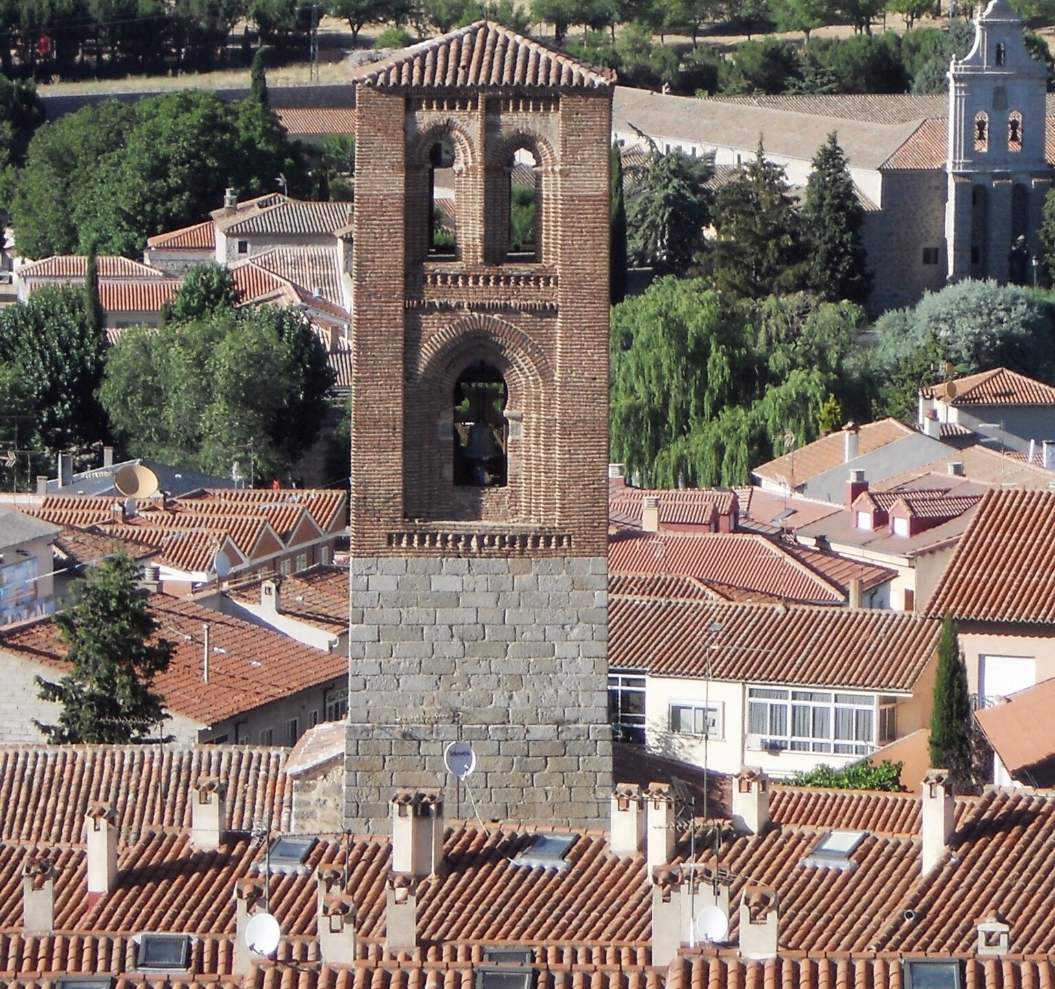 View from Ávila Walls