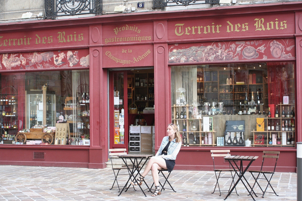 Raving for Reims: 48 Hours in Champagne, France