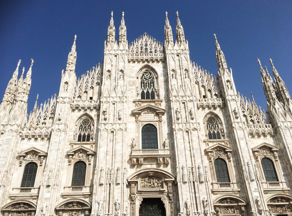 A Weekend in Milan, Italy