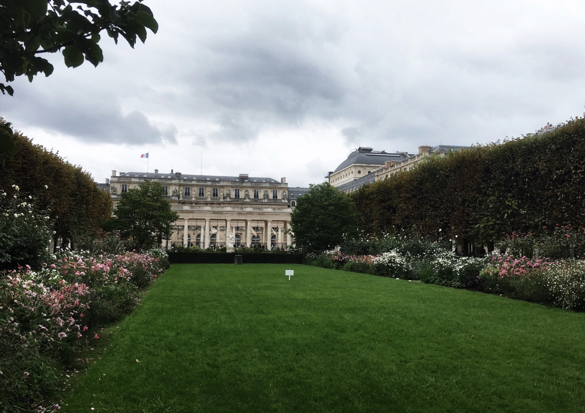 Jardin du Palais-Royal