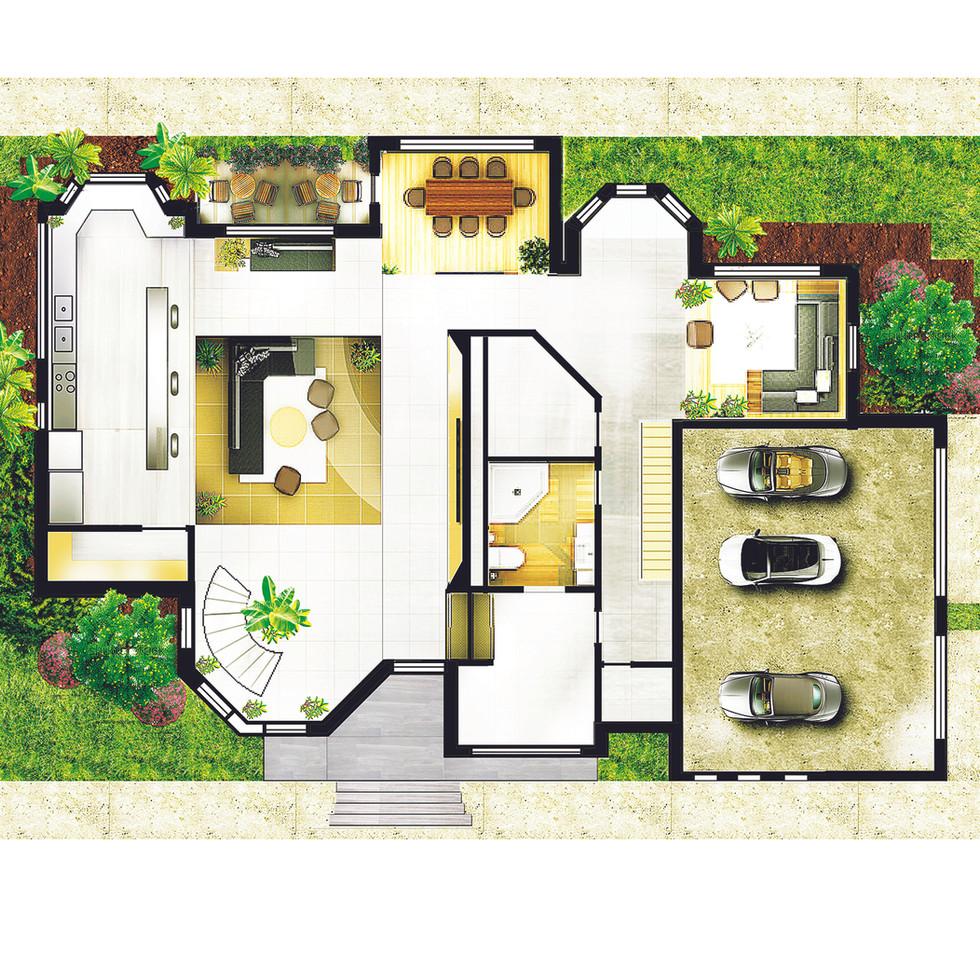 Ben _ Catrene_Residence_3_FIRST_floor ne