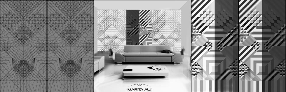 product sample Marta Ali Studios