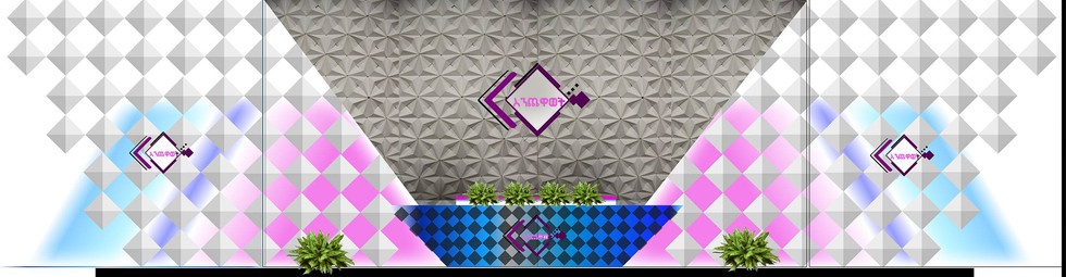 Set Design Marta Ali Studios for Ebs TV.
