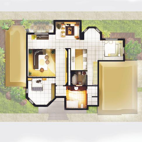 Ben _ Catrene_Residence_3_THIRD_floor ne