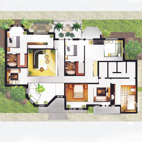 Ben _ Catrene_Residence_3_SECOND_floor n
