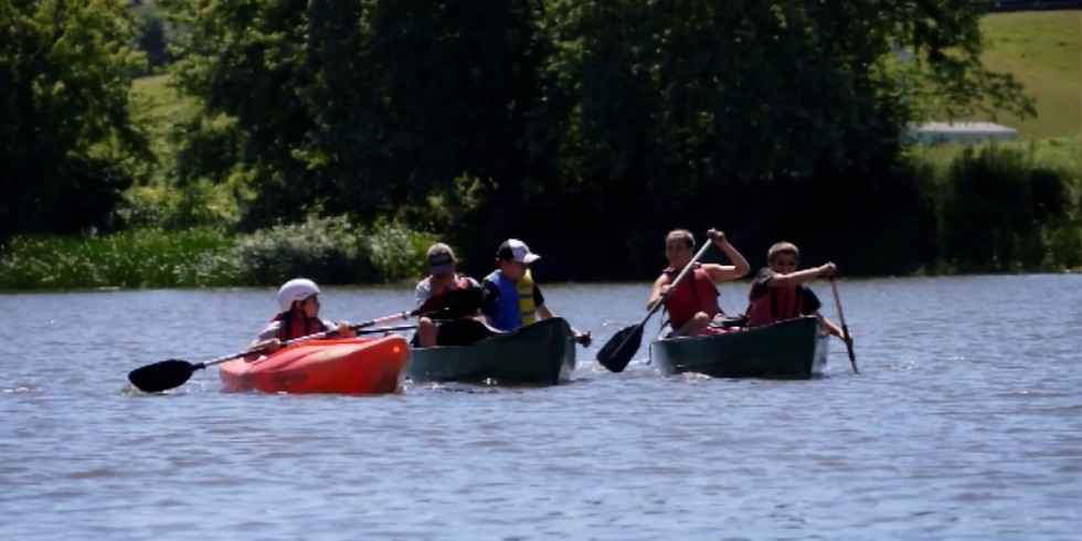 August 14th Guided Day Trip - Paddle and Pedal*