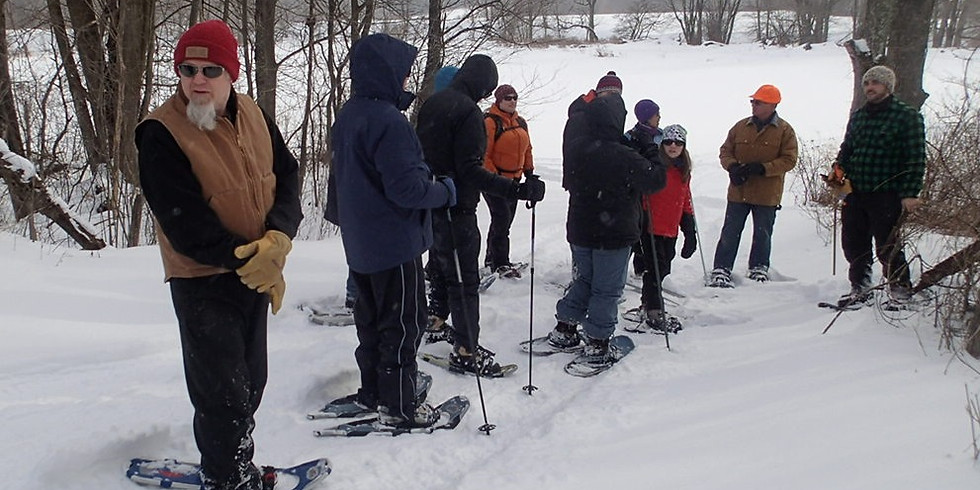 Guided Snowshoe Tour (Orleans Co.)