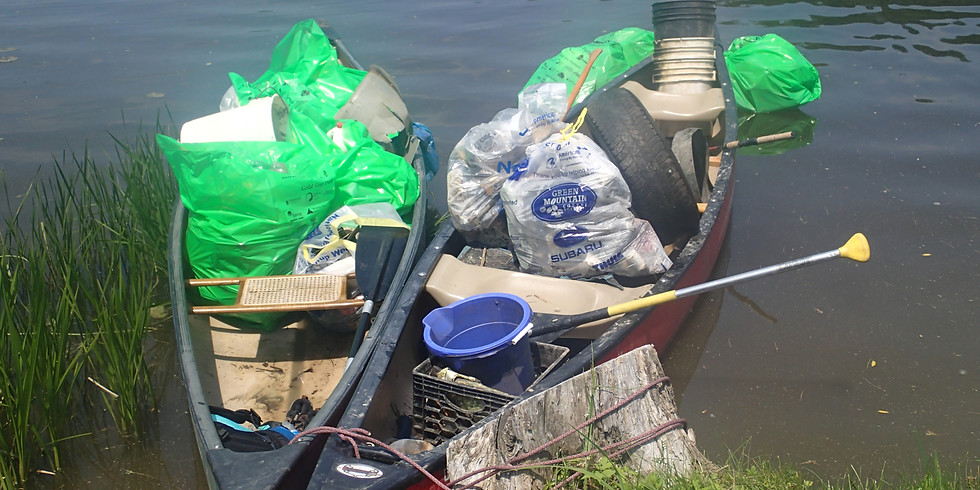 Montgomery River Clean-Up (2)