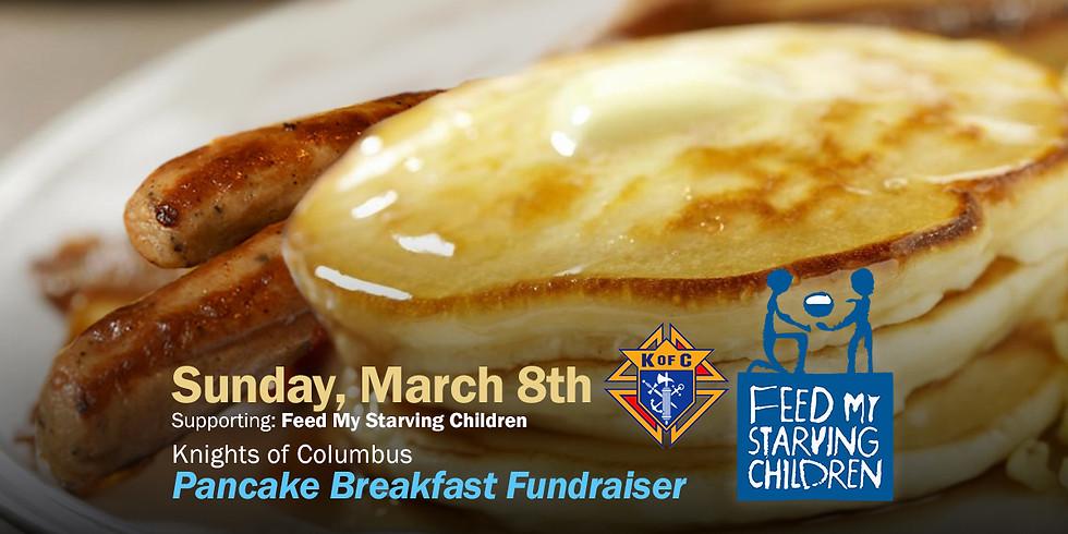 Knights of Columbus: Pancake Breakfast