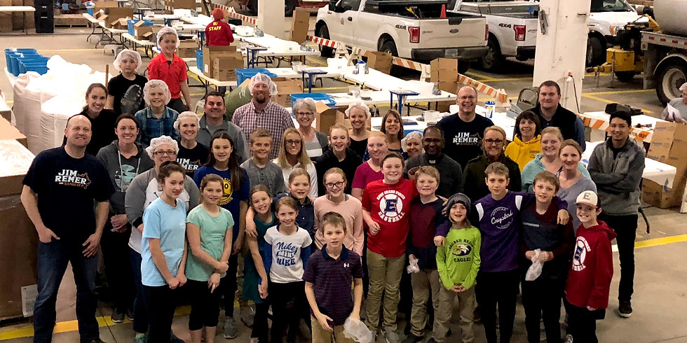POST PONED - Feed My Starving Children Mobile Packing Event