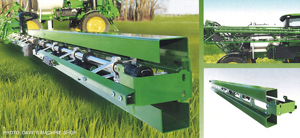 John Deere 4 Series - Sprayer Boom Extensions photo