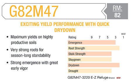 Exciting Yield Peformance With Quick Drydown chart