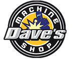 Dave's Machine Shop logo